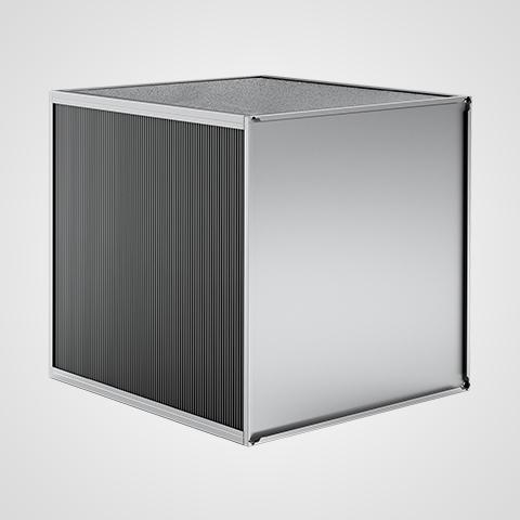 Heatex Modell H Kreuzstromwärmetauscher