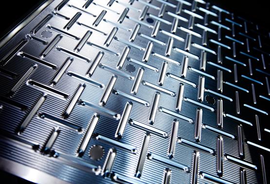 Heatex model H2 plate