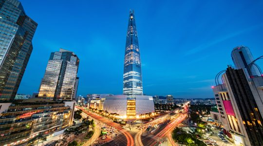 Lotte Tower Seoul