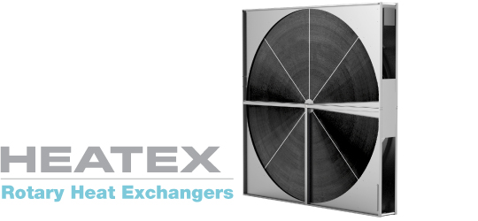rotary heat exchangers