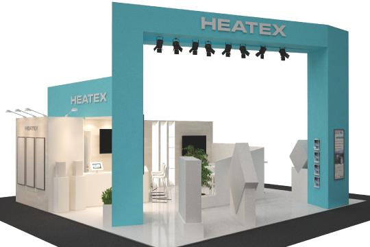 Heatex ISH Stand
