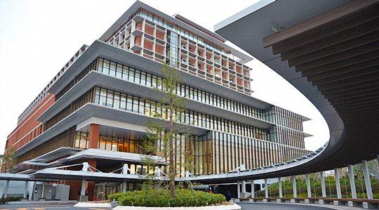 Toyosu hospital