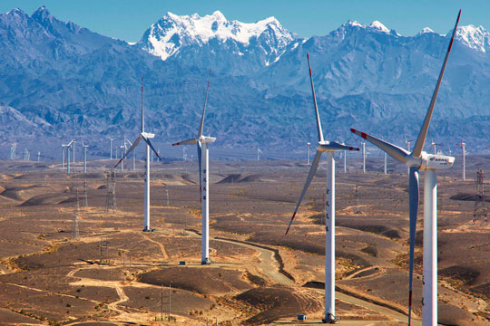 goldwind wind turbines